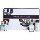 Adolfo Dominguez Agua Fresca for Men Gift Set VІІ  Eau De Toilette 120 ml + Eau De Toilette 10 ml + Deodorant Spray 150 ml + Aftershave Balm 120 ml