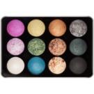 Affect Love Colours paleta očních stínů (12 Baked Shadows) 12 x 2 g