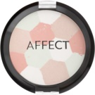 Affect Mosaic Bronzer For Face Illuminating Color H-0101 9 g