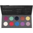 Affect Provocation paleta senčil za oči 10 barv