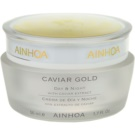 Ainhoa Luxe Gold Tages und Nachtkrem mit Kaviar (Day & Night Cream with Caviar Extract) 50 ml