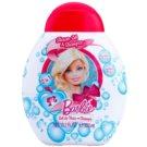 Air Val Barbie sprchový gél pre deti 300 ml