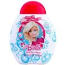 Air Val Barbie żel pod prysznic dla dzieci 300 ml