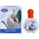 Air Val Frozen Eau de Toilette für Kinder 7 ml