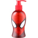 Air Val Ultimate Spiderman gel za prhanje za otroke 250 ml