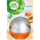 Air Wick Deco Sphere Aroma Diffuser With Refill 75 ml  Mango and Lime