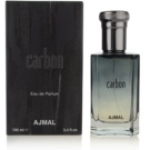 Ajmal Carbon eau de parfum férfiaknak 100 ml