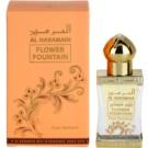 Al Haramain Flower Fountain parfümiertes Öl für Damen 12 ml