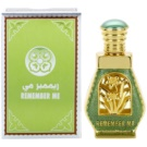 Al Haramain Remember Me Perfume unisex 15 ml