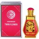 Al Haramain Twin Flower aceite perfumado para mujer 15 ml