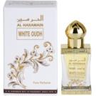 Al Haramain White Oudh Perfumed Oil unisex 12 ml