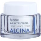 Alcina For Dry Skin Fennel крем для відновлення поверхневого шару шкіри  50 мл