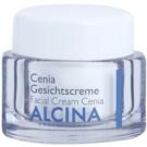 Alcina For Dry Skin Cenia krema za obraz  z vlažilnim učinkom (Immediately Balances Moisture Deficits) 50 ml