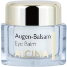 Alcina Effective Care Anti-Wrinkle Balm Around Eyes (Reduces Lines and Small Wrinkles) 15 ml