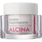 Alcina For Sensitive Skin crème apaisante visage (Sensitive Facial Cream) 50 ml