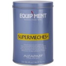 Alfaparf Milano Equipment пудра за екстра изсветляване (Supermeches+ Powder Bleach for Extra Lightening) 400 гр.