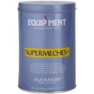 Alfaparf Milano Equipment Powder For Extra Lightening (Supermeches+ Powder Bleach for Extra Lightening) 400 g