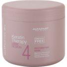 Alfaparf Milano Lisse Design Keratin Therapy rehidratáló maszk minden hajtípusra (Rehydrating Mask) 500 ml