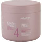 Alfaparf Milano Lisse Design Keratin Therapy Rehydrating Mask For All Types Of Hair (Rehydrating Mask) 500 ml