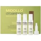 Alfaparf Milano Midollo di Bamboo vlasová kúra pro poškozené, chemicky ošetřené vlasy (Renewal Lotion) 12 x 13 ml