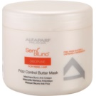 Alfaparf Milano Semí Dí Líno Discipline Mask For Unruly And Frizzy Hair (Frizz Control Butter Mask) 500 ml