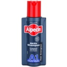 Alpecin Hair Energizer Aktiv Shampoo A1 aktivační šampon pro normální až suchou pokožku hlavy  250 ml