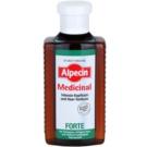 Alpecin Medicinal Forte intensywny tonik przeciw łupieżowi i wypadaniu włosów  200 ml