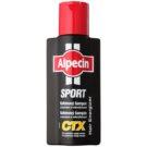 Alpecin Sport CTX koffeines sampon hajhullás ellen megnövekedett energiafelhasználás esetén (Taurine & Micronutrients) 250 ml