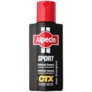 Alpecin Sport CTX Anti-Hair Loss Caffeine Shampoo for Increased Energy Demands (Taurine & Micronutrients) 250 ml