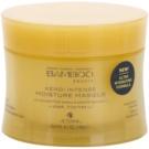 Alterna Bamboo Smooth máscara de cuidado intensivo para tratamento químico de cabelo (Kendi Intense Moisture Masque) 140 g