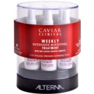 Alterna Caviar Clinical tratamiento semanal intenso  redensificante para cabello fino  6x6,7 ml