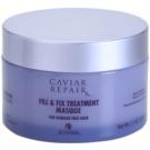 Alterna Caviar Repair hloubkově regenerační maska na vlasy (Fill & Fix Treatment Masque for Damage-Free Hair) 161 g