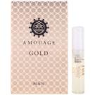 Amouage Gold Eau de Parfum for Men 2 ml