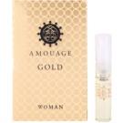 Amouage Gold eau de parfum nőknek 2 ml