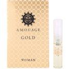Amouage Gold parfumska voda za ženske 2 ml