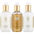 Amouage Honour Gift Set III  Shower Gel 100 ml + Body Milk 100 ml + Hand Cream 100 ml