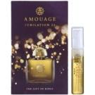 Amouage Jubilation 25 Woman Eau de Parfum for Women 2 ml