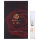 Amouage Lyric woda perfumowana dla mężczyzn 2 ml