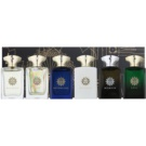 Amouage Miniatures Bottles Collection Men darčeková sada III. parfémovaná voda 6 x 7,5 ml