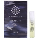 Amouage Memoir Eau de Parfum for Men 2 ml