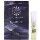 Amouage Memoir Eau de Parfum für Herren 2 ml