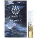 Amouage Memoir Eau de Parfum for Women 2 ml