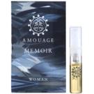 Amouage Memoir Eau de Parfum für Damen 2 ml