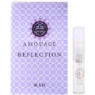 Amouage Reflection Eau de Parfum für Herren 2 ml