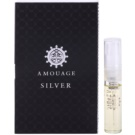 Amouage Silver Eau de Parfum for Men 2 ml
