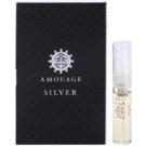 Amouage Silver Eau de Parfum für Herren 2 ml