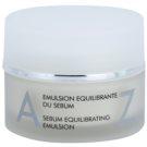 André Zagozda Face Gesichtsemulsion zur Regulierung von Haut Talgbildung für hydratisierte und strahlende Haut (Sebum Equilibrating Emulsion) 50 ml