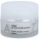 André Zagozda Face crema de noche nutritiva (Nutri-Source Night Cream) 50 ml
