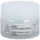 André Zagozda Face crème de nuit nourrissante (Nutri-Source Night Cream) 50 ml