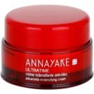Annayake Ultratime crema antiarrugas para renovar la densidad de la piel  50 ml